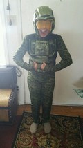 Armyman realistic Halloween costume with mask - $15.83