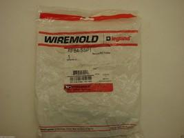 WireMold Walker RFB4-SSP1 RFB Floorbox f1 - $4.94