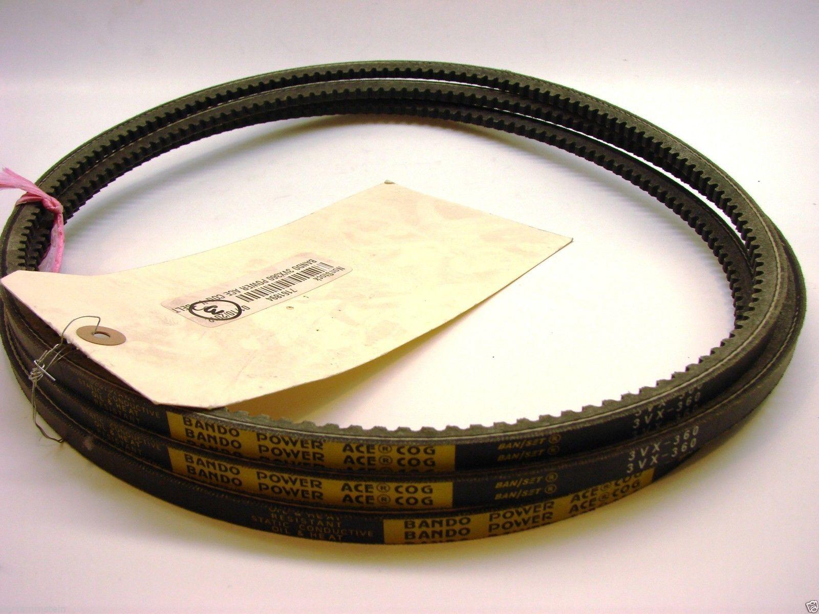 NEW Powerflite 4L210 Fractional Horsepower V-Belt