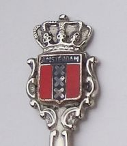 Collector Souvenir Spoon Netherlands North Holland Amsterdam Flag - $14.99