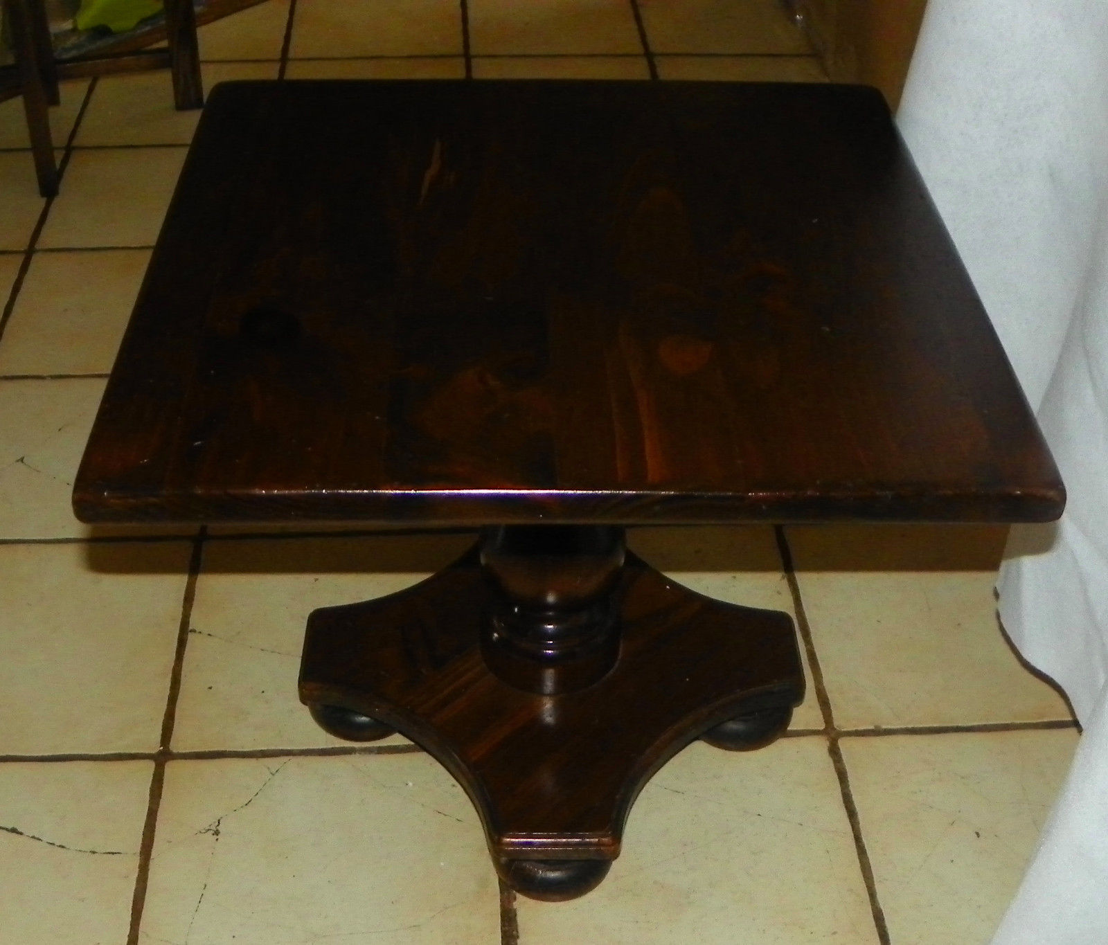 Admirable Pine Ethan Allen End Table Side Table And 50 Similar Items Gmtry Best Dining Table And Chair Ideas Images Gmtryco