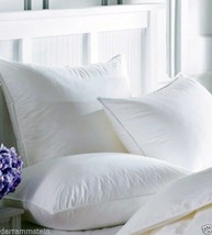 (2) Standard Feather Pillows - Custom Made In Our Shop! - £45.12 GBP