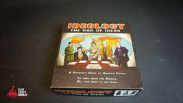 Ideology The War Of Ideas Strategy Board Game Z-MAN Games Fast And Free Uk Pp - $27.59