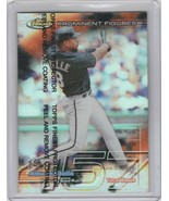 1999 Finest Prominent Figures #PF43 Albert Belle TB /457 - $5.00