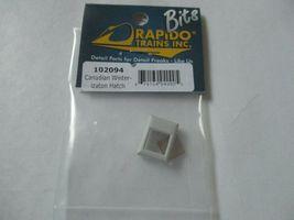 Rapido # 102094 Canadian Winterization Hatch Small HO Scale image 3