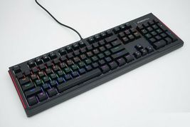 Maxtill G410K Pro Mechanical Gaming Keyboard Jixian Optical Switch USB Wired LED image 5