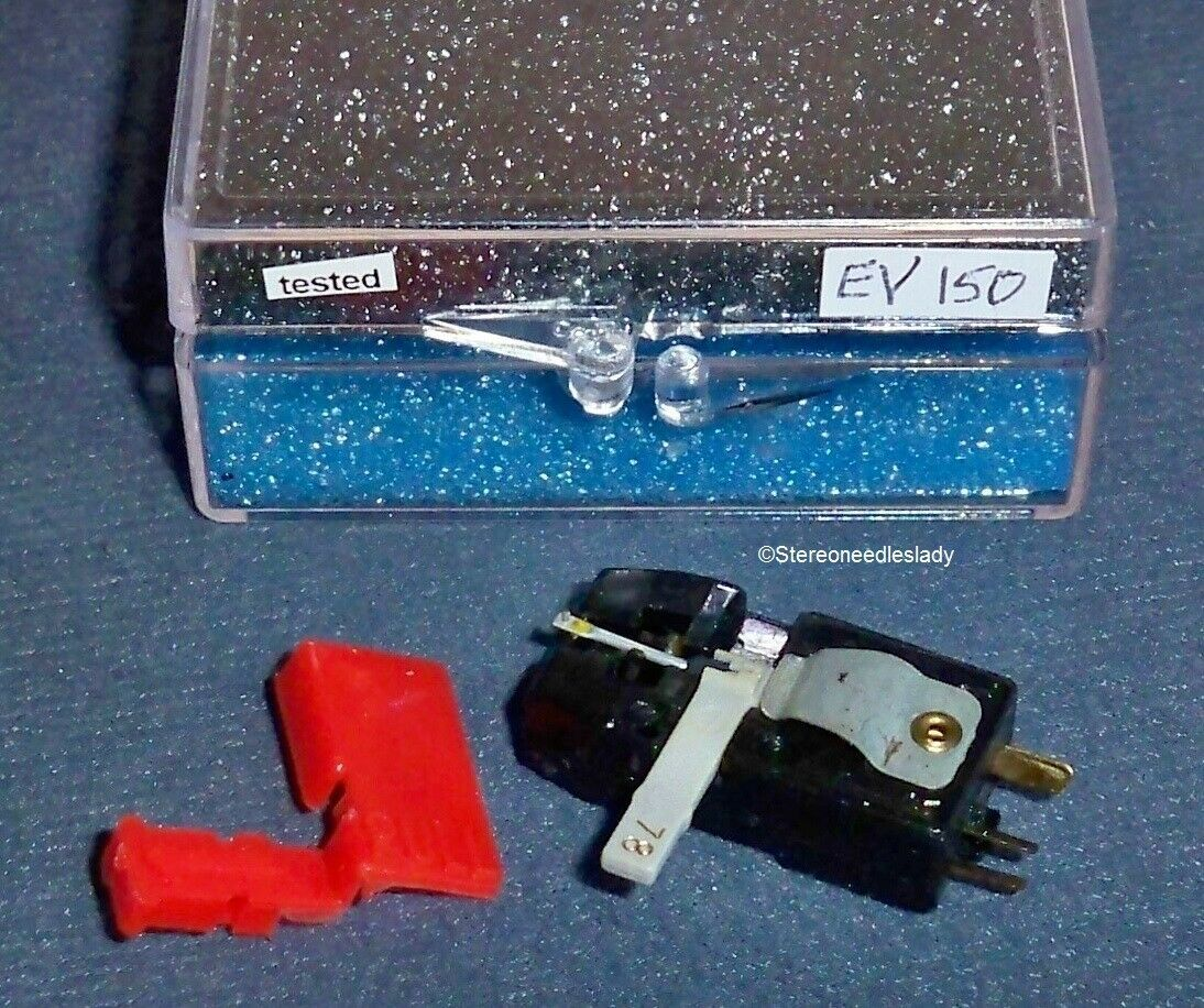 PHONOGRAPH CARTRIDGE NEEDLE Electro-Voice EV 150 for Sears 365-DS73