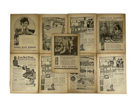 GRIT Magazine Story Section 1933 Antique Periodical-Lot of 9 - $43.07