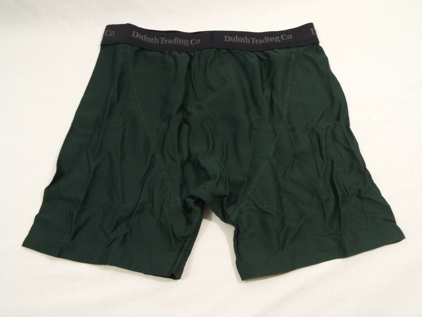 1 Pair Duluth Trading Co Buck Naked Performance Boxer