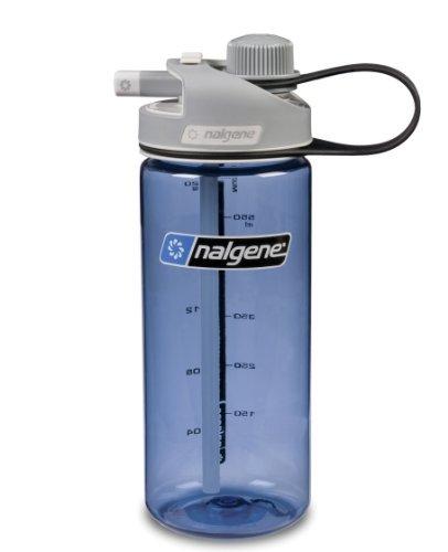 Water Bottle Dishwasher Safe: 20-Ounce Multidrink Water Bottle, Blue Dishwasher Safe BPA