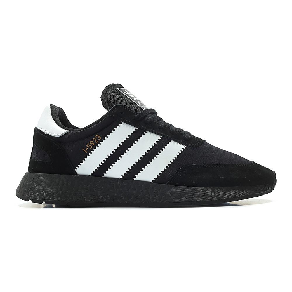 Adidas Iniki Runner I-5923 Triple Core Black Boost Running White CQ2490 Sz 7-13