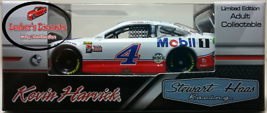 Kevin Harvick 2018 #4 Mobil 1 Ford Fusion 1:64 ARC -  - $7.91