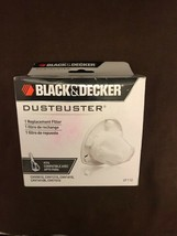 Black and Decker Genuine OEM Replacement  Dustbuster Filter VF110 - $12.87