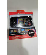 New My Arcade Gamer V Portable Gaming System with 220 Built-in Games Retro - $14.99