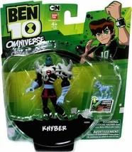 Bandai BEN10 Omniverse Action Figures KHYBER  - $17.72