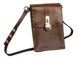 Michael Kors MK Women's Premium Leather Purse Belt Fanny Pack Bag 552527 image 8