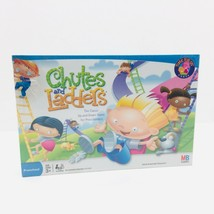 Chutes and Ladders Board Game Milton Bradley 2005  - $21.90
