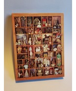 Vintage 1984 Ambassador 500 Piece Jigsaw Puzzle A Visit to the Past - $24.75