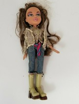 Bratz Yasmin Style It Doll and outfit Fashion collection MGA 2001 - $14.99