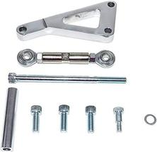 A-Team Performance Polished Aluminum Alternator Bracket Kit Compatible with GM C