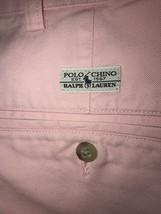 Men's pink Polo shorts by Ralph Lauren, size 35 - $15.00