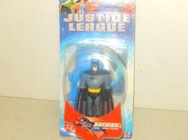 Mattel Action Figurine Justice League - Batman Gris Body - Neuf- Jd - $5.45