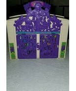 Vintage 1993 Littlest Pet Shop Petting Zoo/Barn Playset by Kenner - $39.59