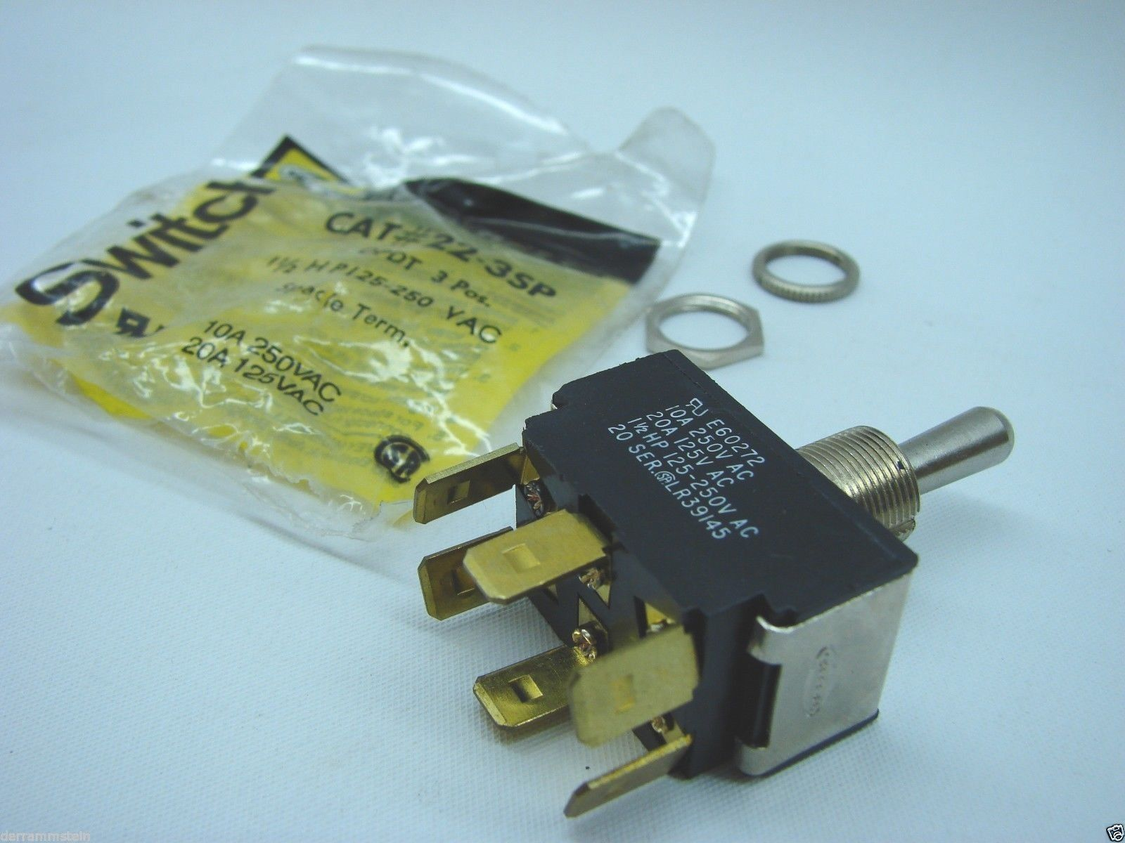 New Hubbell Wiring Devices Hbl223 Sp Switch and 50 similar items