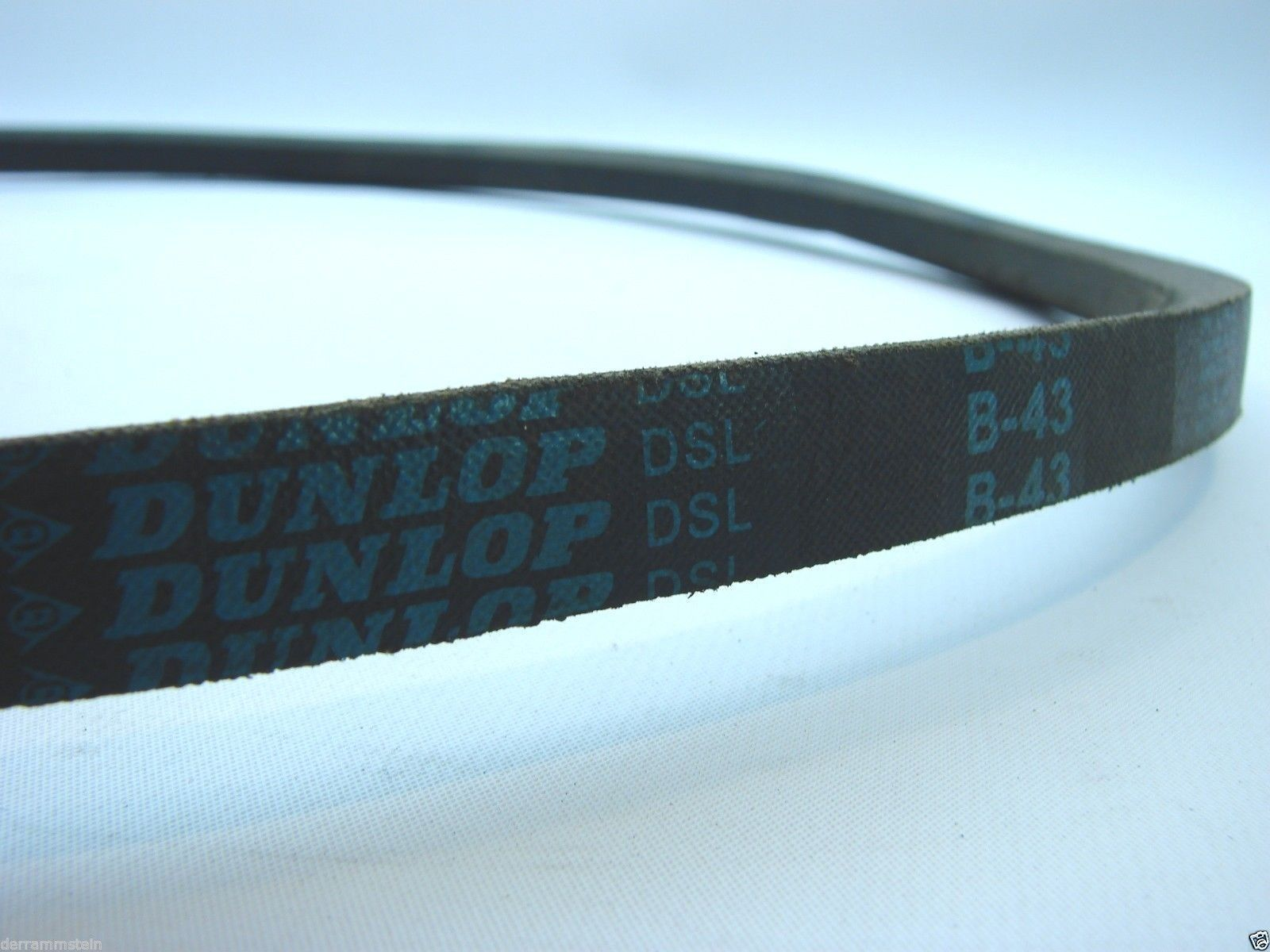DUNLOP 3VX1000 Replacement Belt