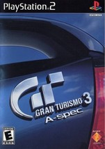Gran Turismo 3 A-spec [PlayStation] - $3.95
