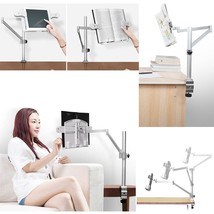 Hands Free Book Holder Bed and Desk Swivel Mount Comfortable Reading - €43,85 EUR