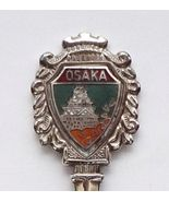 Collector Souvenir Spoon Japan Osaka Castle - $9.99