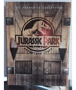 Jurassic Park - Adventure Pack- 3 Disc Set - The Franchise Collection - $13.99