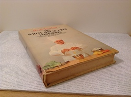 The White House Chef Cook Book by Rene Verdon 1968 First Edition image 2