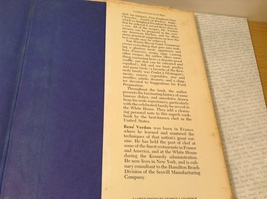 The White House Chef Cook Book by Rene Verdon 1968 First Edition image 7