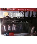 BBC Singers Volume 3, Number 1 - $0.99