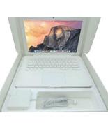 """Apple Macbook 13"""" MC516LL/A C2D 2.40 GHz 250GB HDD 2GB DDR3 10.10 YOSEMITE - $316.79"""