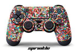 Designer Skin Sticker Wrap for PS4 Playstation 4 Remote Controller Decal SPRNKL - $5.89