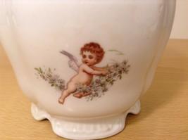 Vintage Victoria Carlsbad Austria Porcelain Kitchen Canister Cookie Jar with Lid image 10