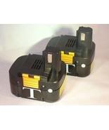 Titan 2x 15.6V 3.0AH Battery for Panasonic EY9230 National EZ9230 15.6 Volt - $98.59