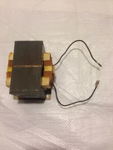 Sharp Microwave OEM High Voltage Transformer RTRN-B020MREO - $49.00