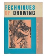 Techniques of drawing [Hardcover] by Simon, Howard - $29.40