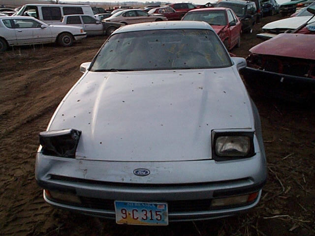 1991 Ford Probe Headlight Left And 44 Similar Items