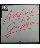 ASHFORD & SIMPSON HIGH-RISE vinyl record [Vinyl] Ashford & Simpson - $8.82