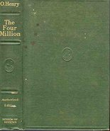 The Four Million [Hardcover] by O. Henry - $8.82