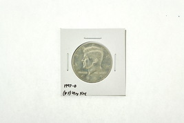 1997-D Kennedy Half Dollar (VF) Very Fine N2-3924-6 - $5.99