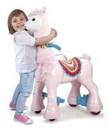 FEBER My Lovely Llama 12V Ride On Toy Child Size Big Ride Toy - $199.99
