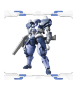 IRON-BLOODED ORPHANS ASW-G-11 toy model assembled Robot action figure - $35.00