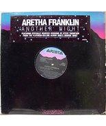 Aretha Franklin Another Night vinyl record [Vinyl] Aretha Franklin - $4.90