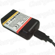 Samsung Galaxy S 4G Relay SGH T699 Battery Charger Dock External Home Travel image 2